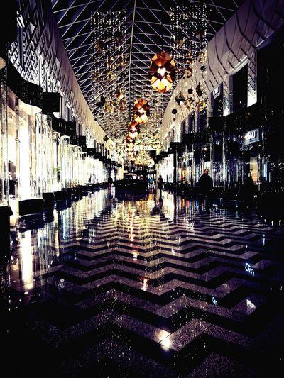 Leeds Day One Person Lights Christmas Christmas Time