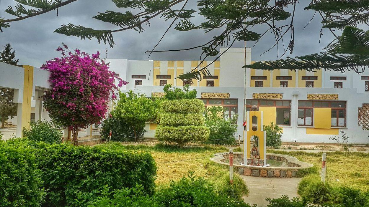 المدرسة الإعدادية بالعروسة... Landscape Hello World ElAroussa Siliana Tunisia