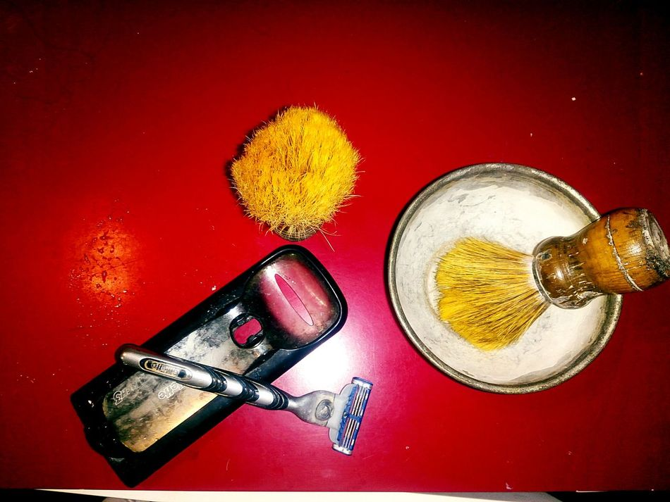 First Eyeem Photo Shaving Brush Shaving Kit Father's Thing Perspective Emotional Photography Years pass and one and only piece takes you back...