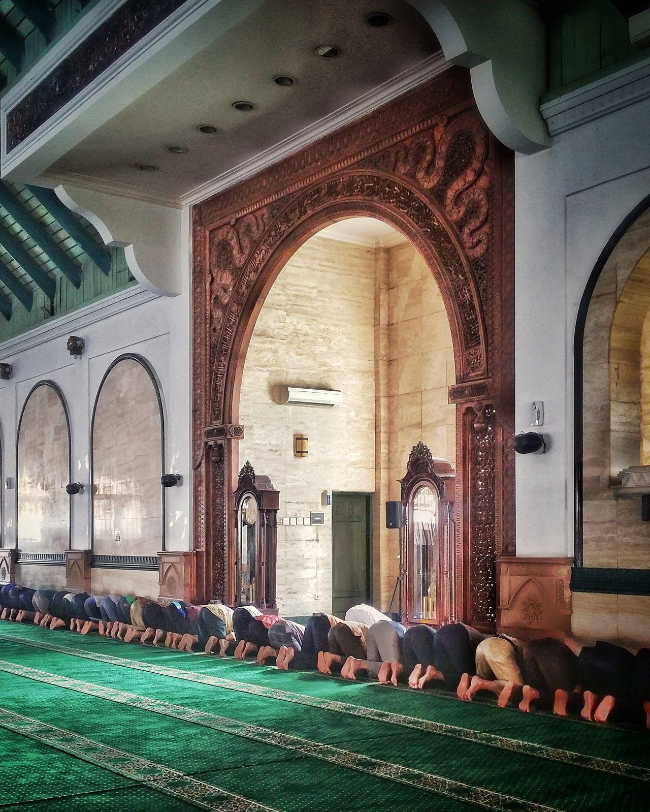 Pray Mosque Masjidagungjawatengah Placeofworship Semarang Jawatengah Architecture Indonesia_photography Travel