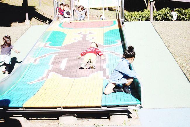 Playground Park Kids Sunny Japanese  Japan 公園 カブトムシ 子供 兄妹 EyeEm Best Shots EyeEm Nature Lover Talking Photos