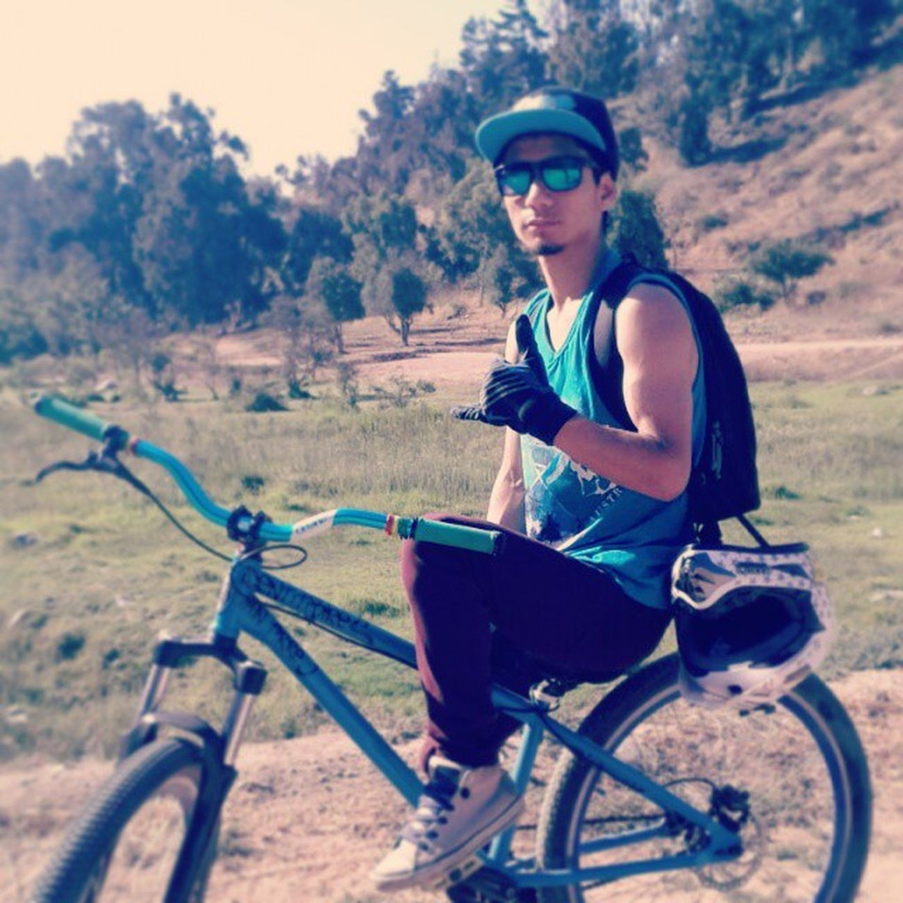 A comenzar con sus dh LaSerena Identitibikes Dh Downhill descenso bikes mtb tierrabike octane kenda novatec