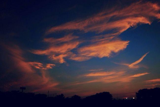 Sky Clouds And Sky Sunset Sky Porn