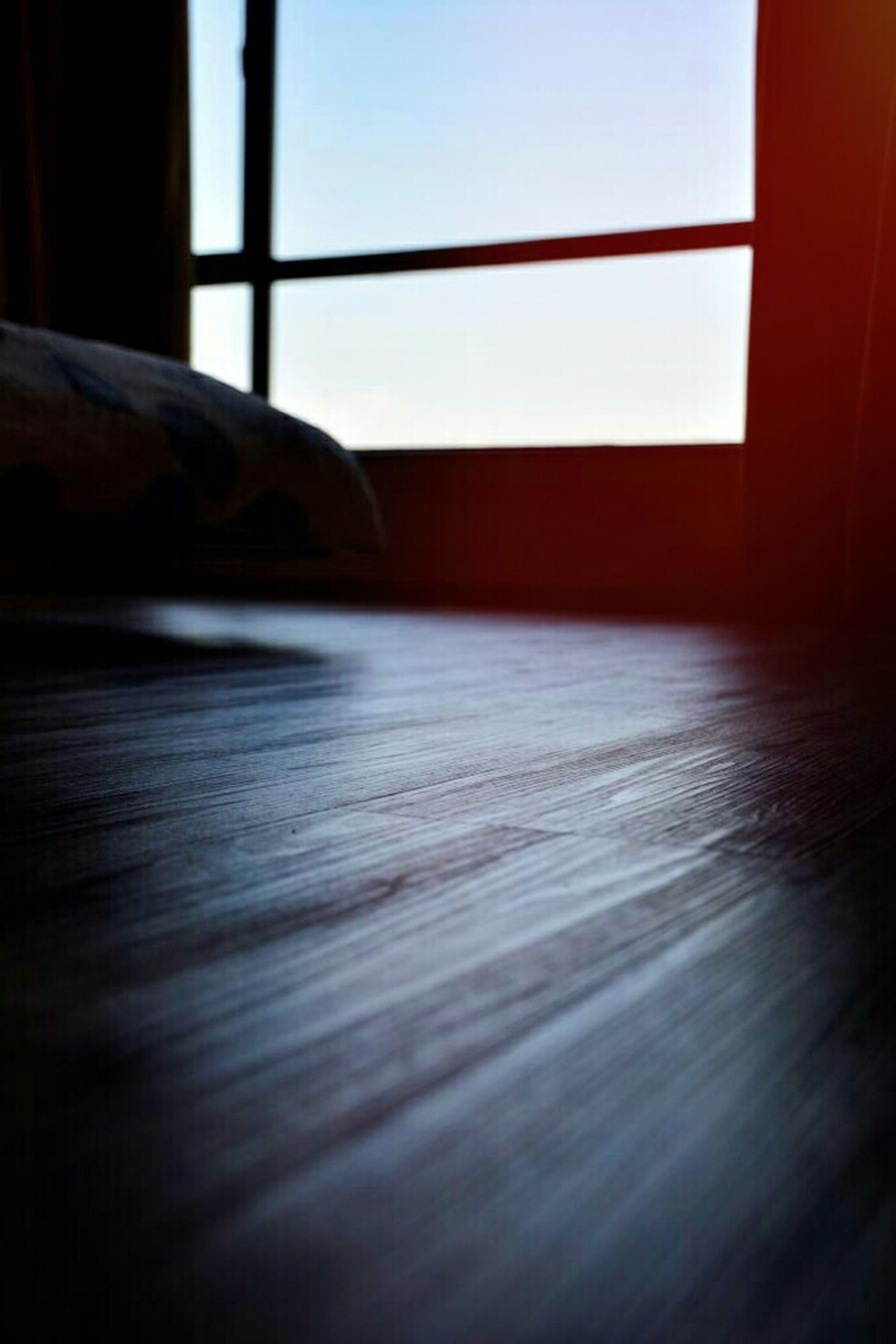 indoors, window, close-up, wood - material, water, selective focus, reflection, home interior, transparent, glass - material, table, no people, focus on foreground, surface level, day, sunlight, wooden, wood, built structure, part of