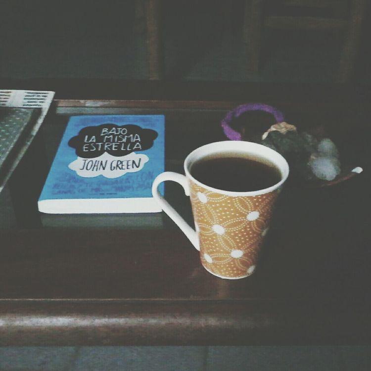 Reading Tfios ♡ Coffe