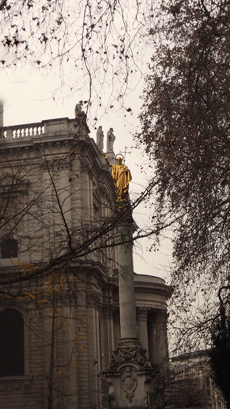 The City Light Architecture Bare Tree Street Photography London Shootermag Getty Images TheMinimals (less Edit Juxt Photography) The Purist (no Edit, No Filter) Adapted To The City He Will Shelter You Under His Wings... Architecture Low Angle View