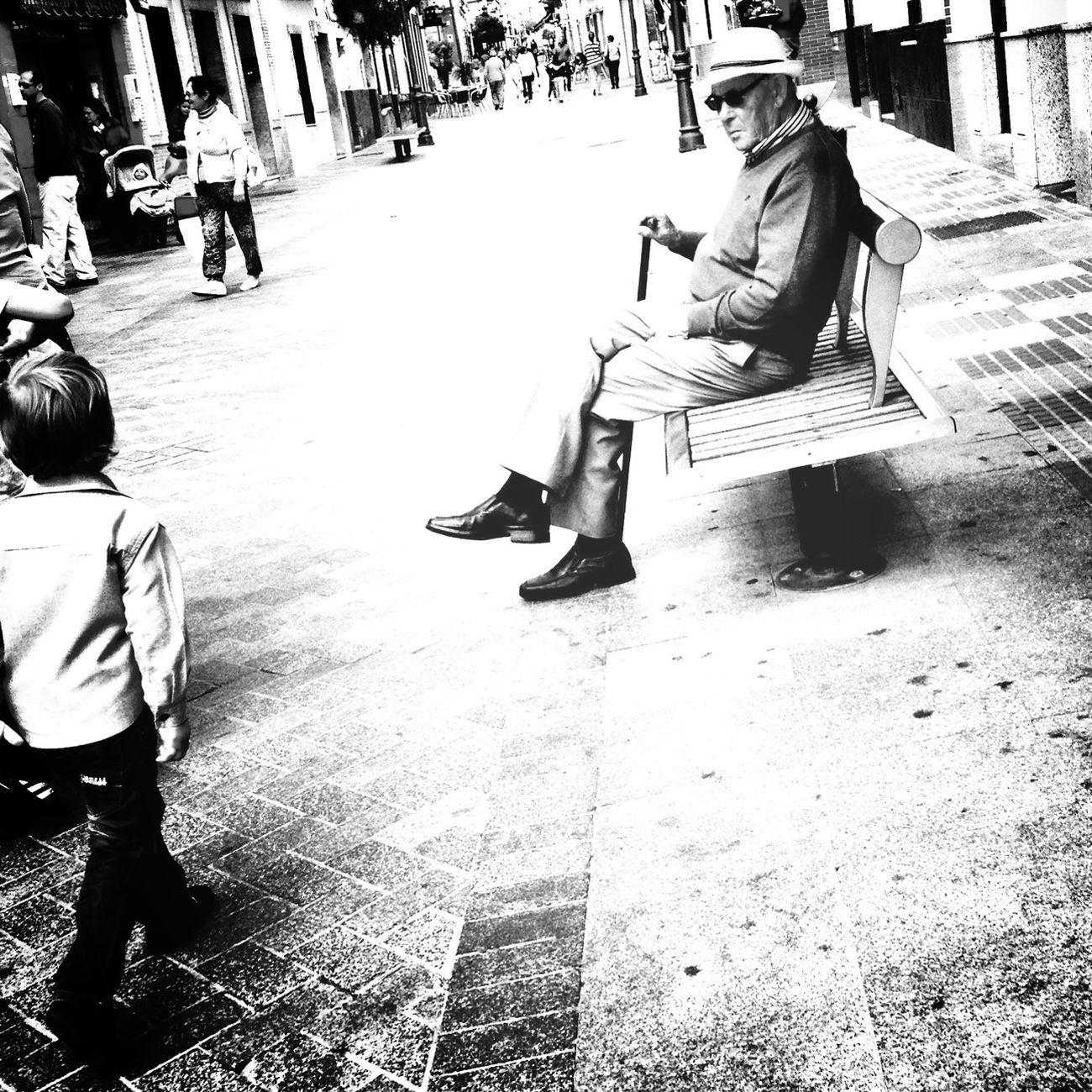 Blackandwhite Streetphoto_bw Bw_collection EyeEm Best Shots