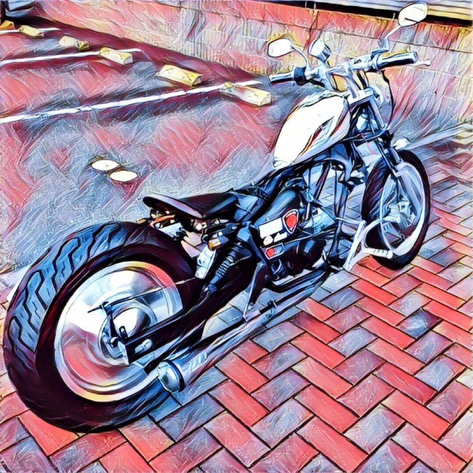 Honda Moterbike Motercycle マグナ50 Magna50