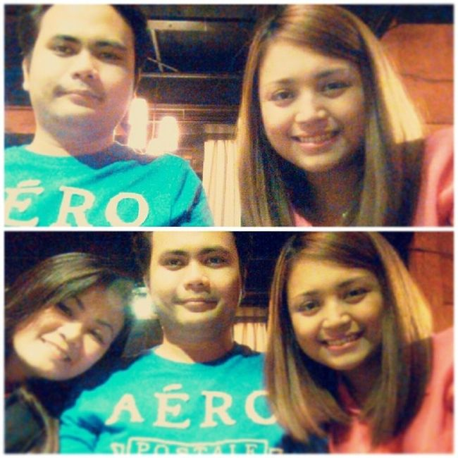 gimik time with the oldies. 3rdwheel Moombabar