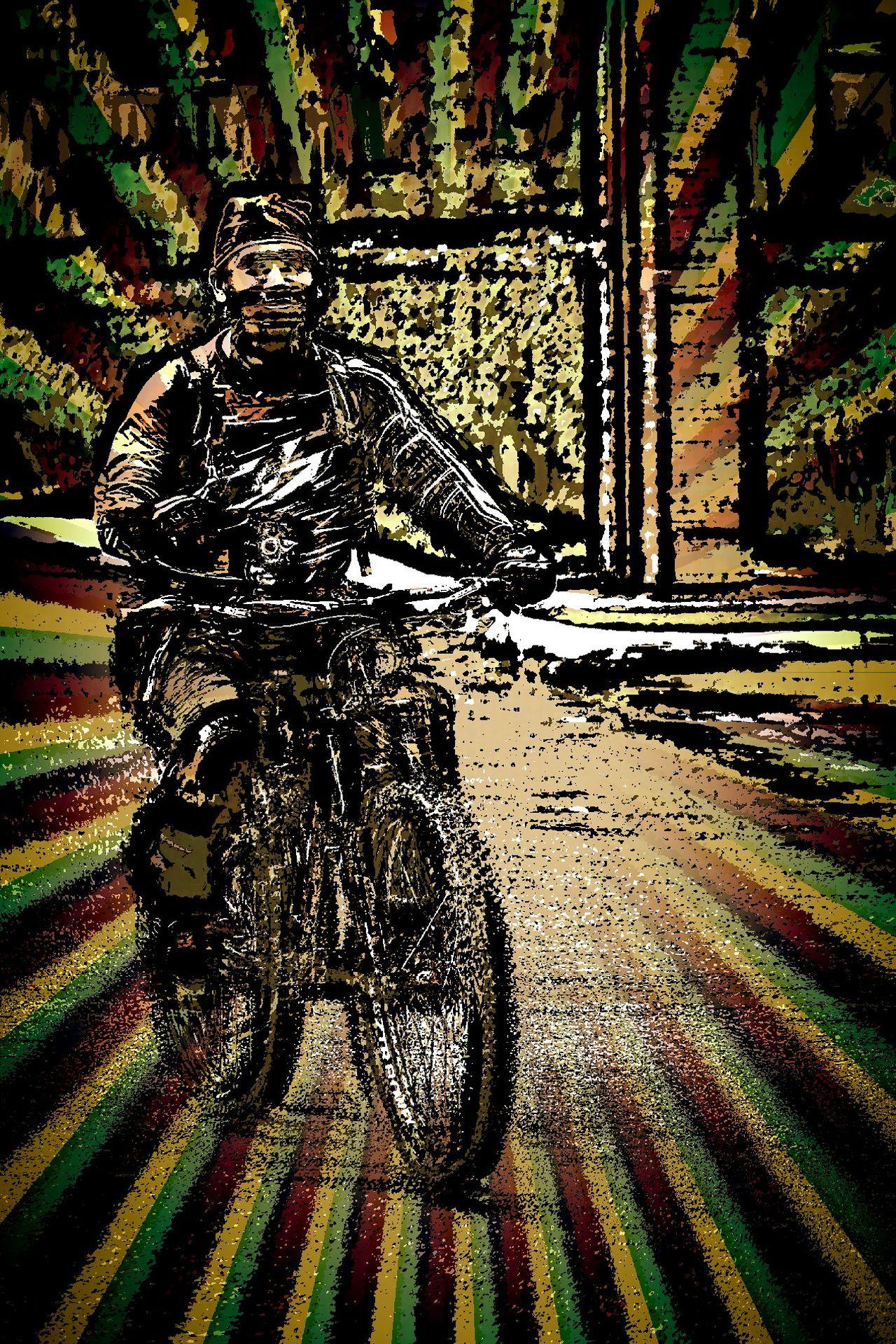 Photoart PhotoARTbyME Photoartwork Photoarteffects ArtWork Artistic Photography Mountain Biking Mountain Biker Random People Outside Photography Eye4photography  Eyeemphotography EyeEm Best Shots Bicyclists Bicycle Pedalling Bicycles Bike Ride Bike Life Bike Bicycle Adventuring Cyclist Outdoor Sport Cycle New Art