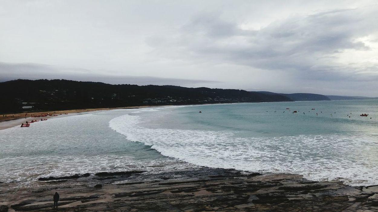 Holiday POV Great Ocean Road Sea