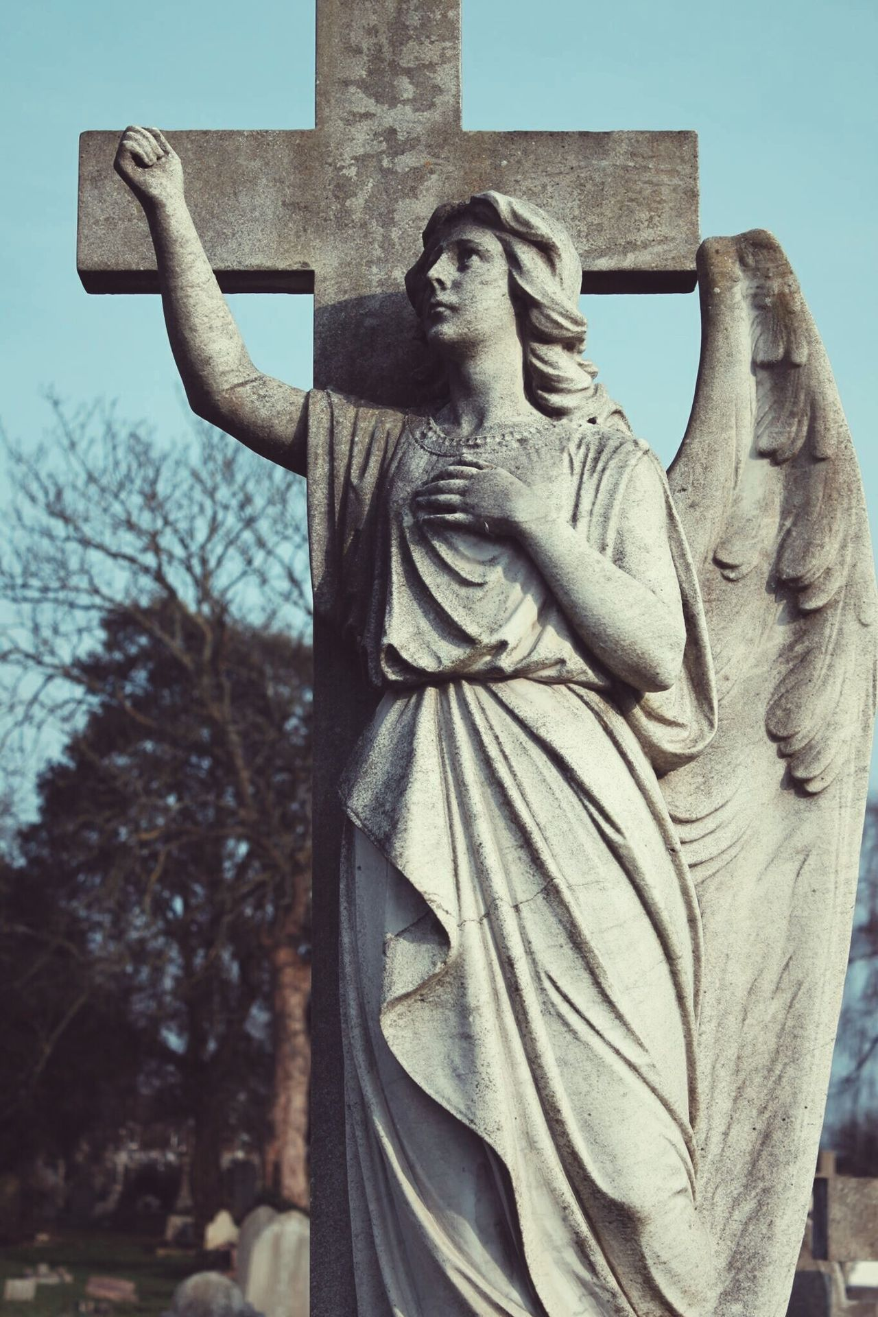 Beautiful stock photos of angel, Angel, Art, Art And Craft, Cemetery