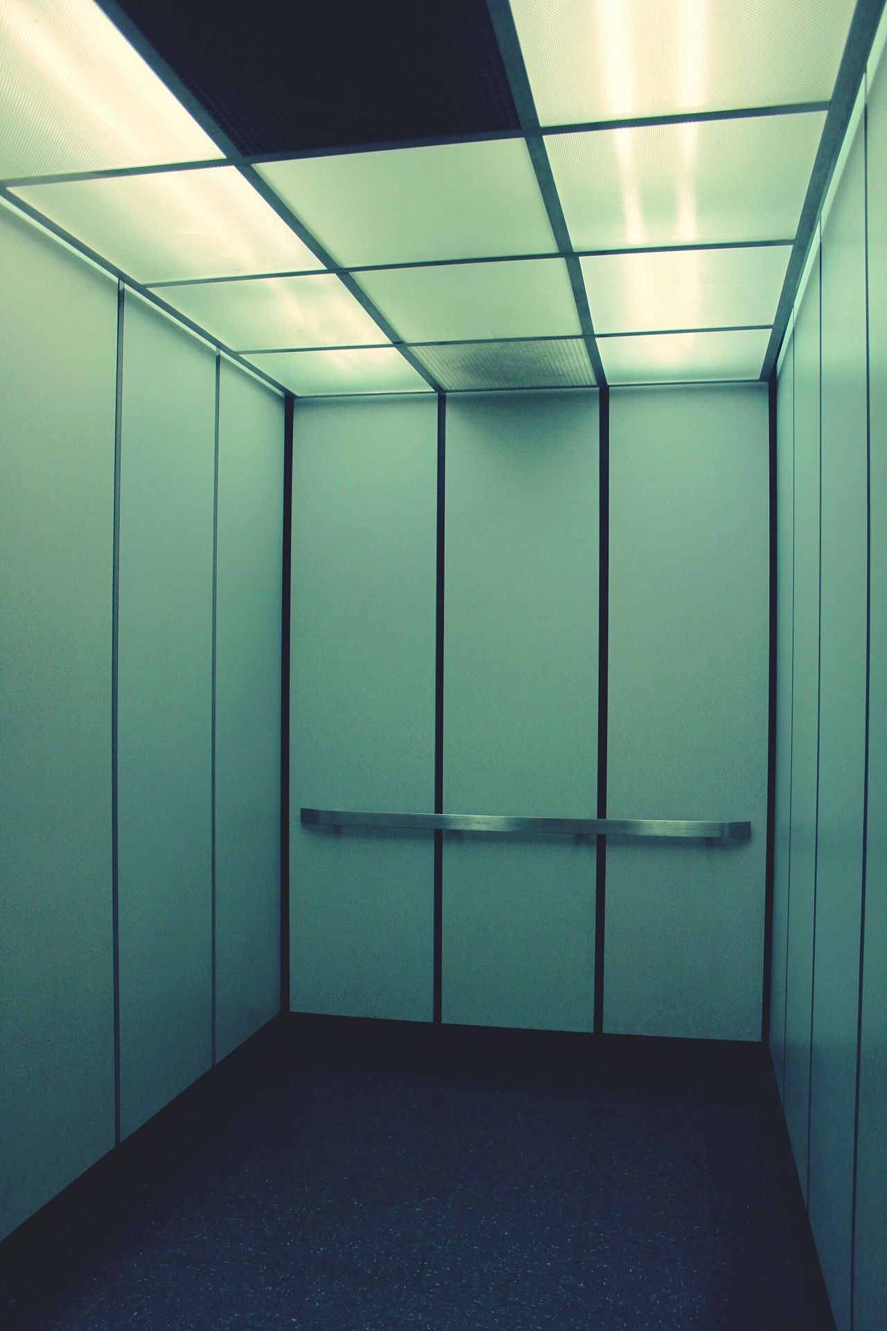 Elevator. Eyem