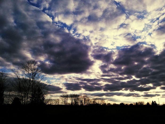 Awe Inspiring Sunset Beautiful Sunset Sunset Silhouettes Sunset Landscape Sunset Pennsylvania Sunset Pennsylvania