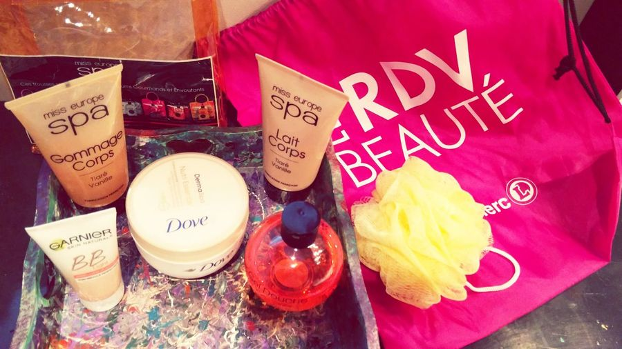 Lesrdvbeauteleclerc Ambassadrice Beaute Leclerc Beautyaddict Skincare Misseurope Dove Garnier Youtube Video Review