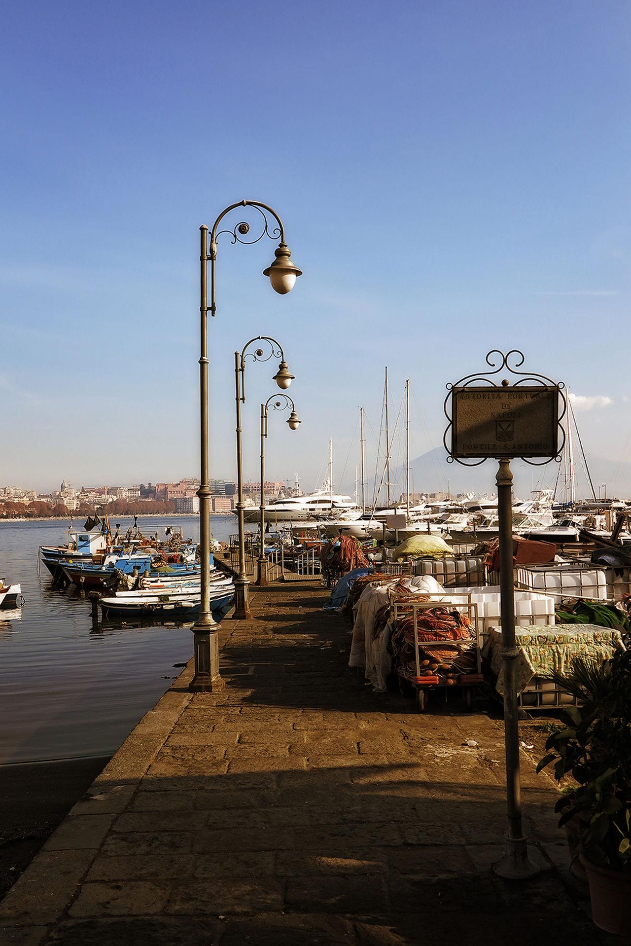City Napoli Italy Outdoors