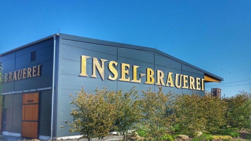 Insel Brauerei Corporate Design