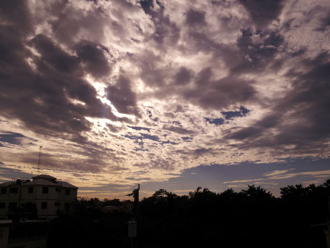 Perfection Is Everywhere: Sky And Clouds The Purist (no Edit, No Filter)