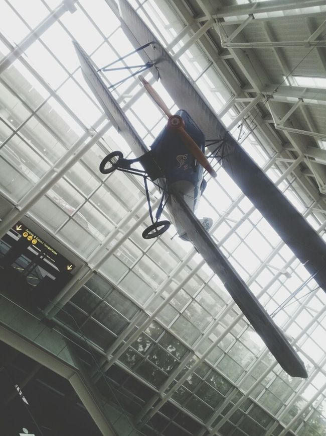 Traveling Viaggiare Aeroplano