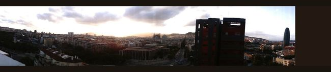 Posey Travelling Sky Barcelona