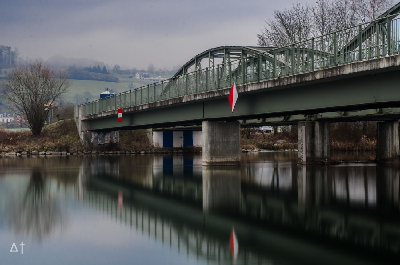 Longexposure Longexposurephotography Daytime Water River Bridge Nikon D7000 Outdoors 50mm F1.8