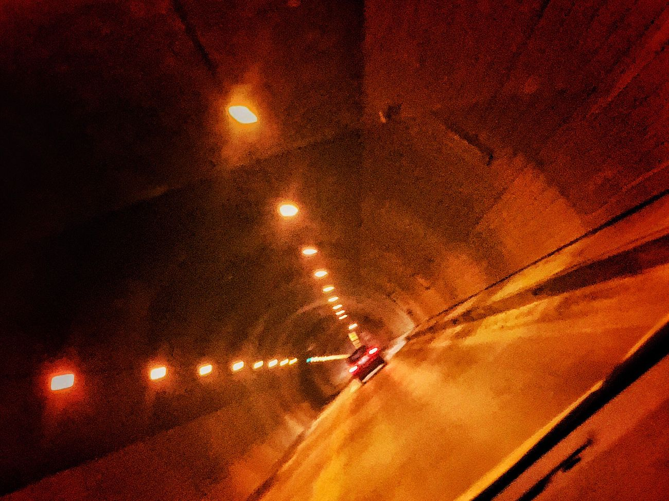 the longest tunnel in Guangdong. Transportation On The Move Road