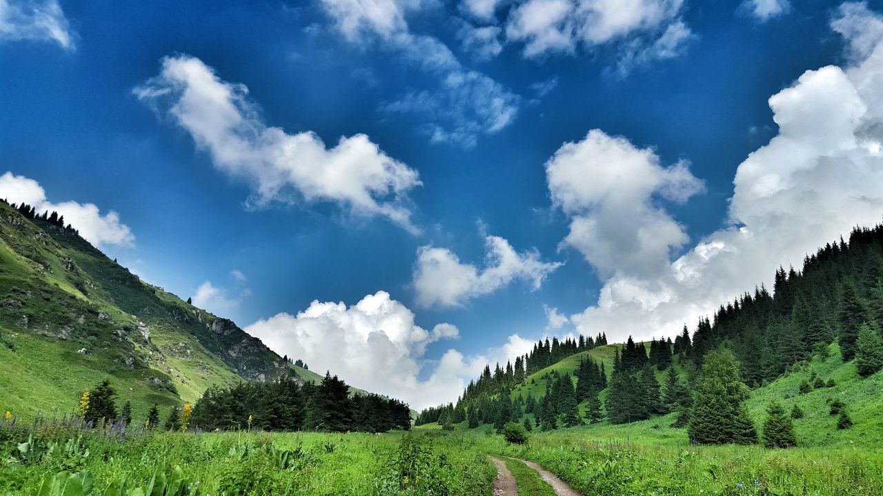 Kok Zhaylau Almaty City AlmatyMyFirstLove Beauty Of Nature Weekendtrip World Around Us <3 Feel The Journey