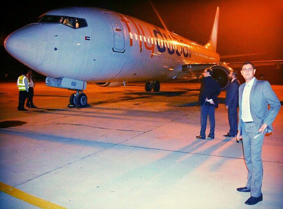 Fly Dubai Emirates Aviation Photography Airoplane Aircraft Service Provider Apron Ramp Plane Proffesional