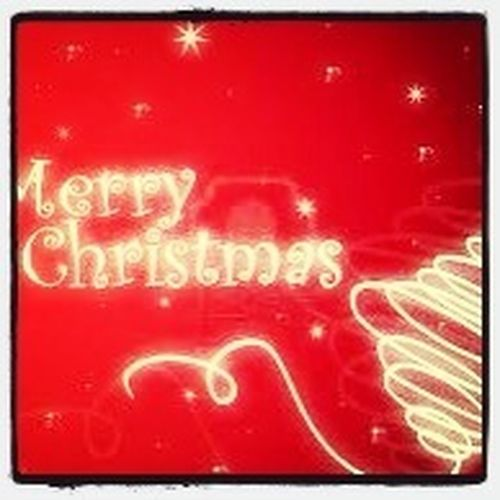 Merry Christmas!!! I Hope You All Have A Good One :))
