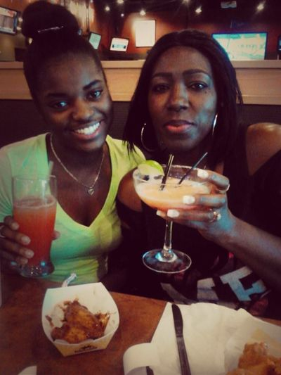 Happy Birthday To My TeTe Shirley. We Popping Bottles Tonight, AGAIN. Love You Huns!