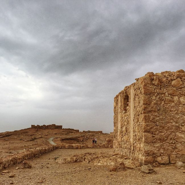 IPhoneography Travel Travel Photography People People Watching Landscape Sky Masada Israel