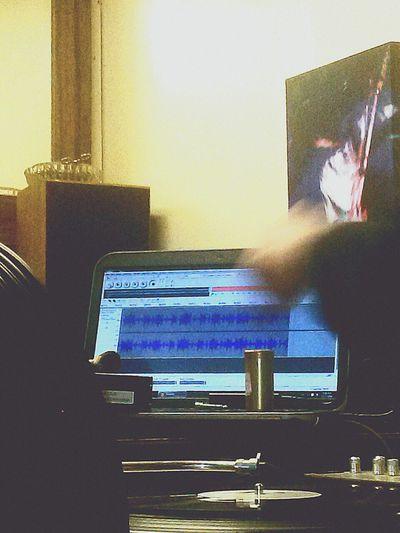 Making Music Makingnoise Making Noise Soundlab Makingsounds Bumpin BEATS Vinyl The Lab Bumpin'