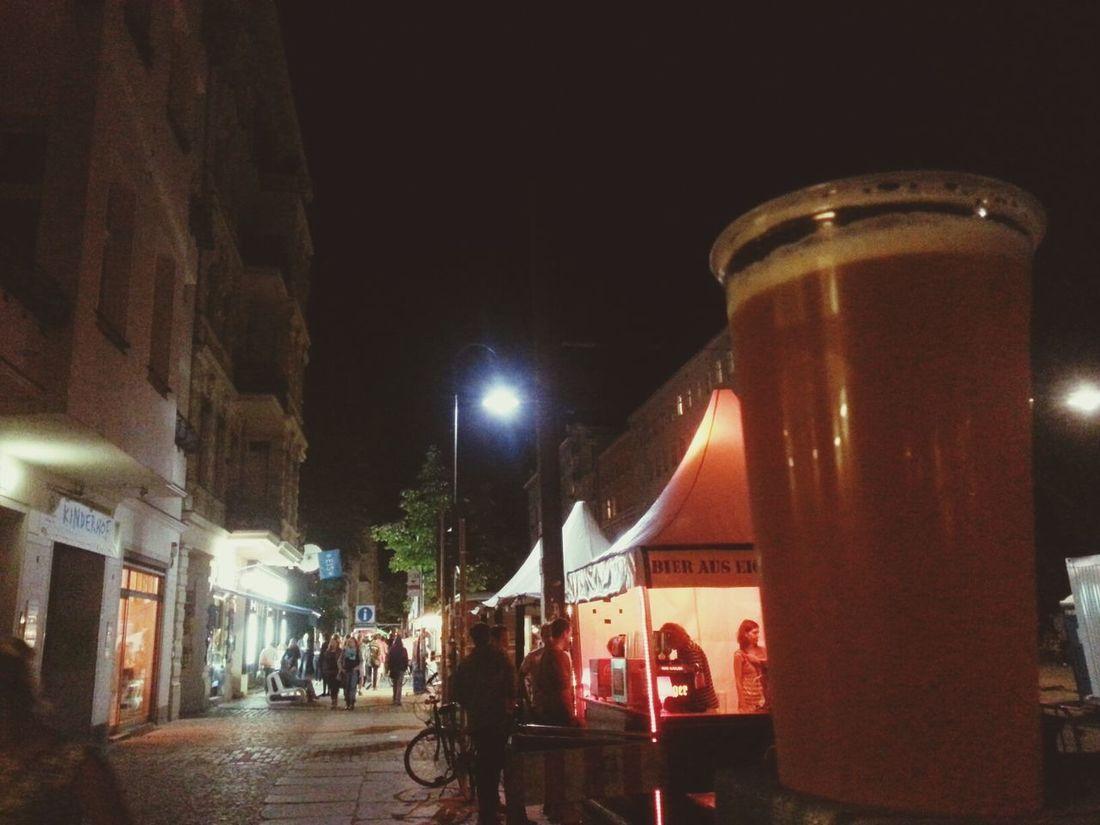 Casting Carree Festival hell Beer from eigen-brau
