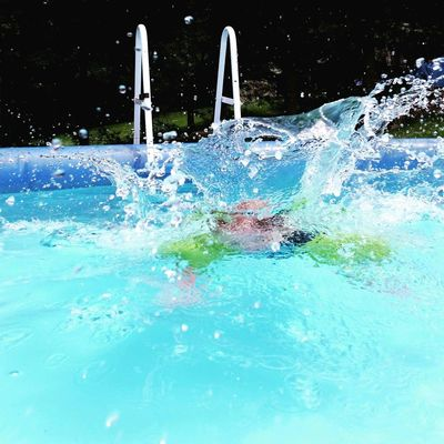 Water Outdoors Swimming Pool Day Childhood Child Kid