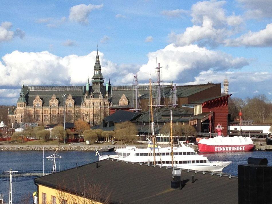 Architecture Nordic Museum