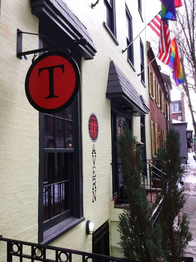 Tavern  Alley Alleyway Historic Alley