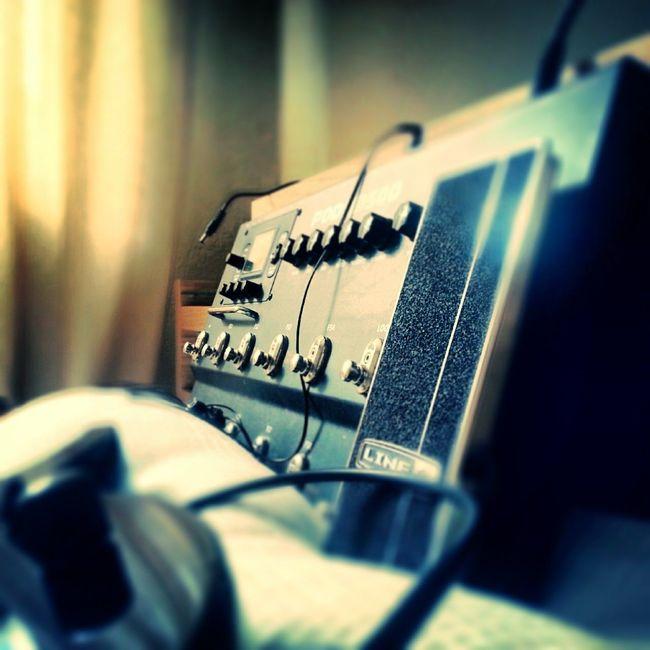 Guitar Line 6 Line 6 HD 500 X Pod Practice Sound