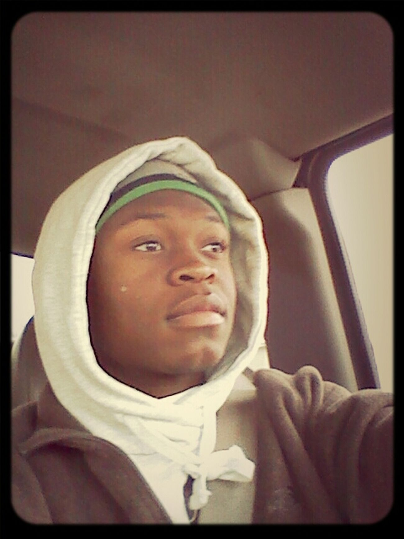 Its COLD out here