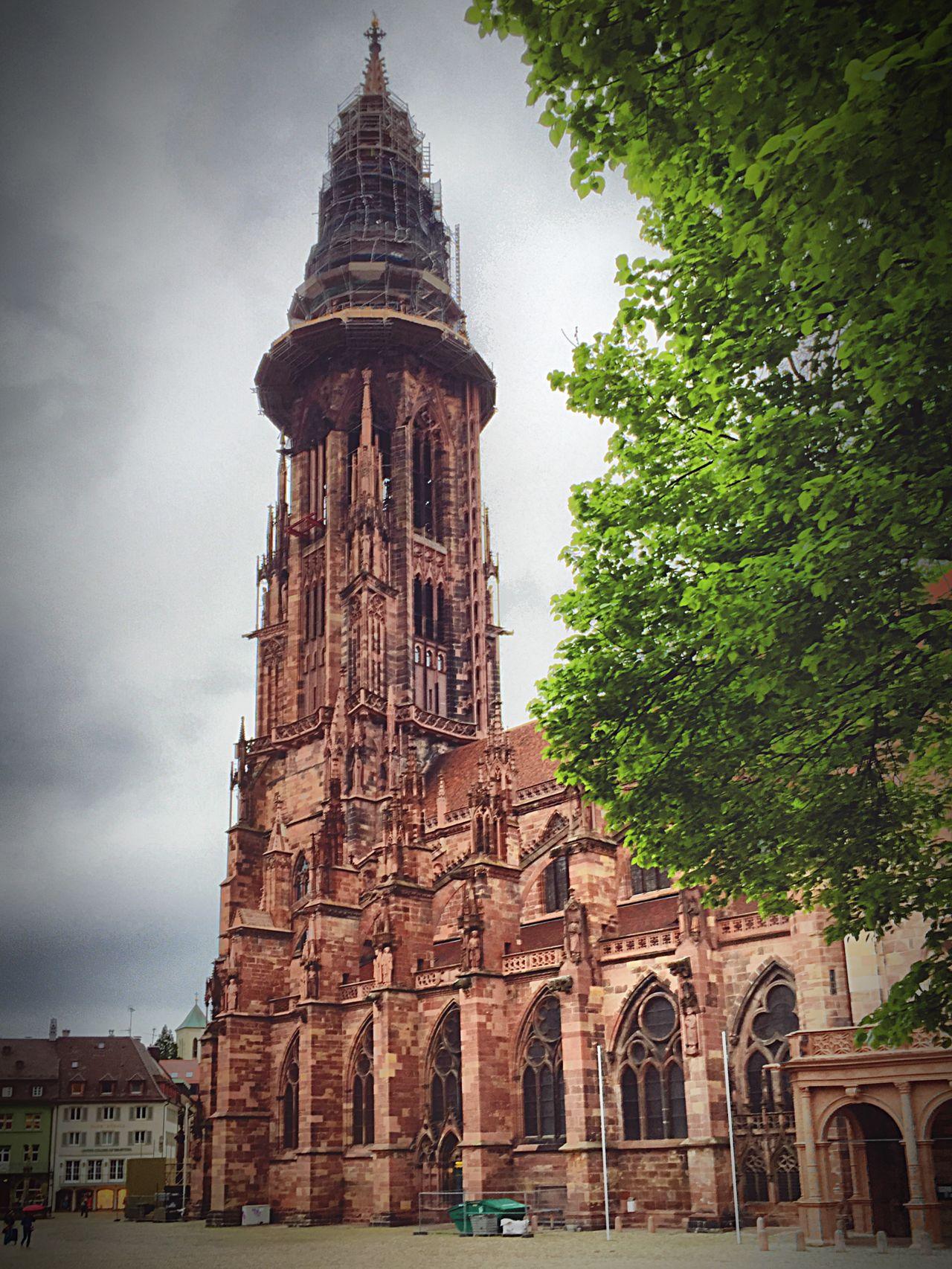 Münster in Freiburg Freiburg Im Breisgau Church