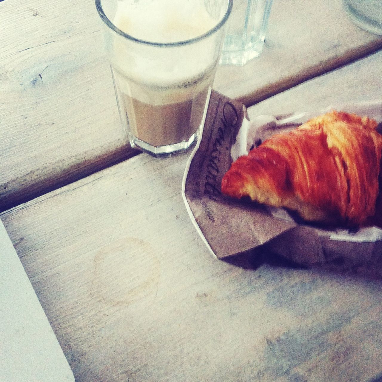 Croissant Working