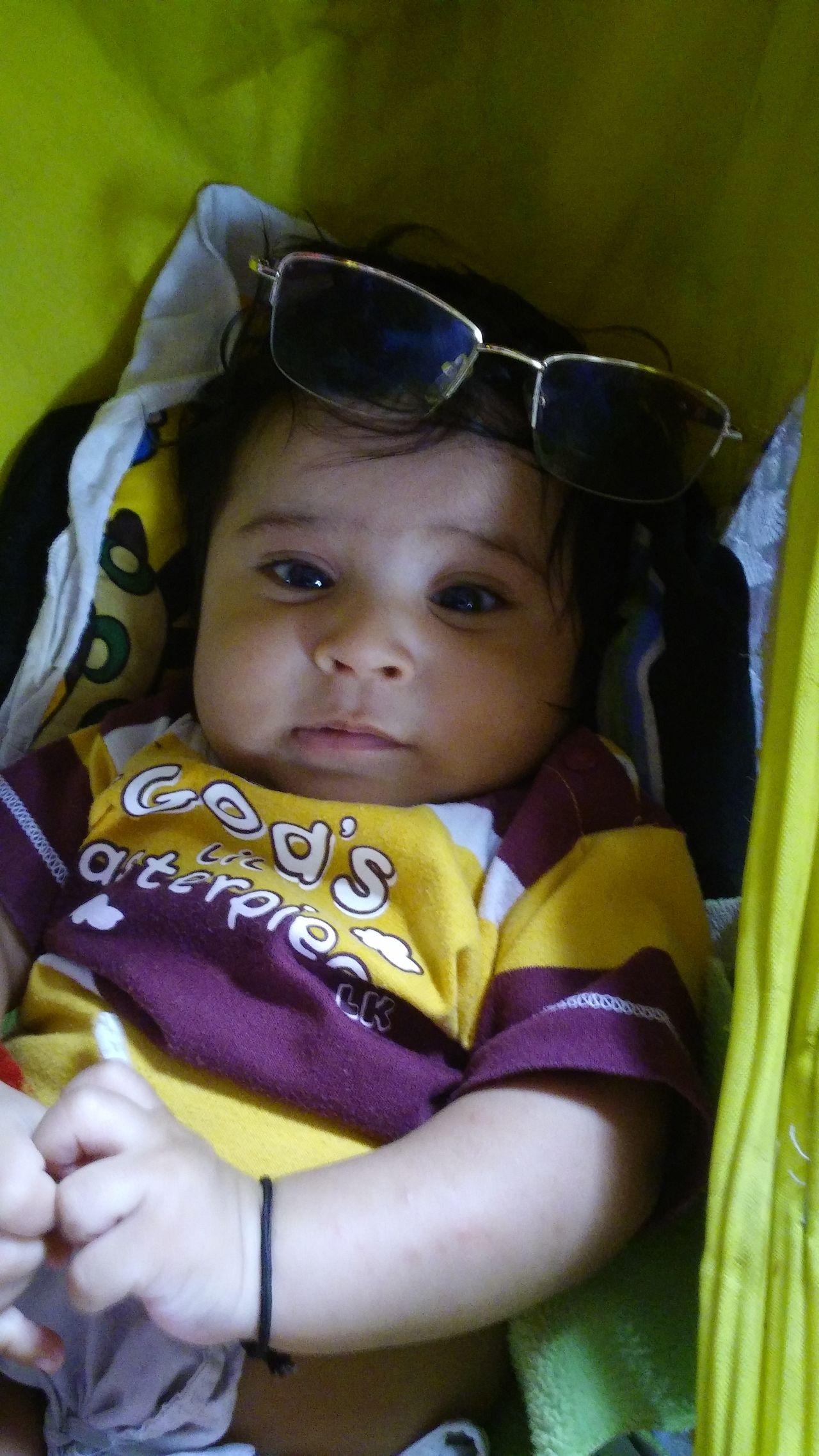 New Born Eye Glasses Child Kid Cradle
