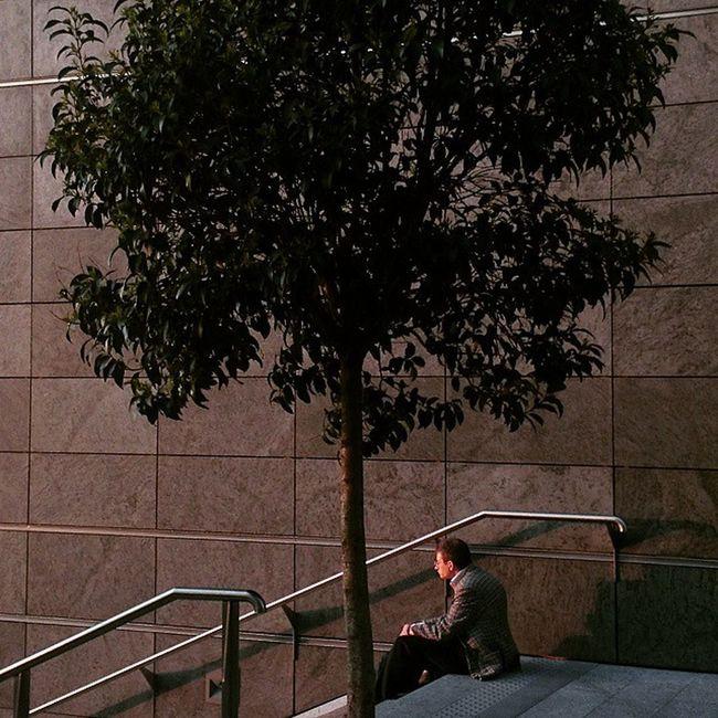 Sundown Milan Architecture Loner Waiting Rayoflight Offsetartist