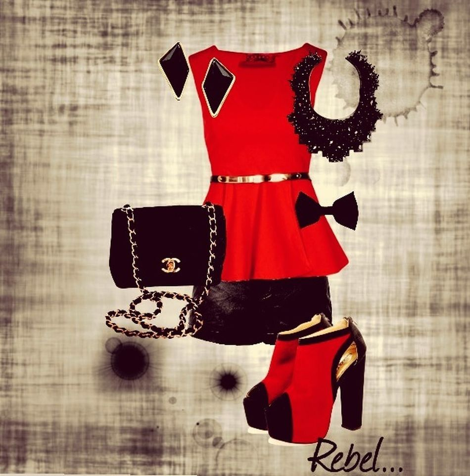 """maje with polyvore!!do you like this style?! please let´s a comment!!? Mode Made In """"Polyvore"""" Style Rebel"""