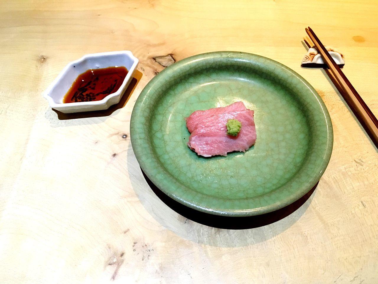 Blue Fin Tuna Sashimi  Fish Dinner In My Mouf Om Nom Nom