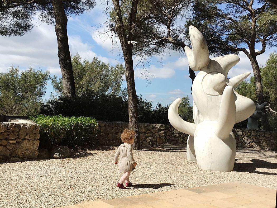 Check This Out Kid Saint Paul De Vence Fondation Maeght Miró  Art Getting Inspired Exhibition Eyemphotography Modern Art