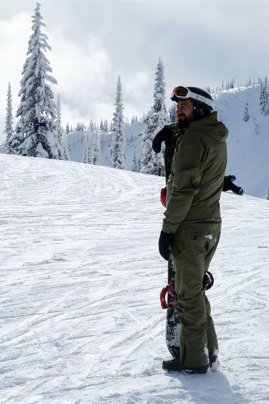Adventure Chilly Cold Temperature Colors Day Leisure Activity One Man Only Outdoors Recreational Pursuit Ski Holiday Snow Snow ❄ Snowboard Snowboarding Vacations Warm Clothing Whitewater Winter Winter Sport