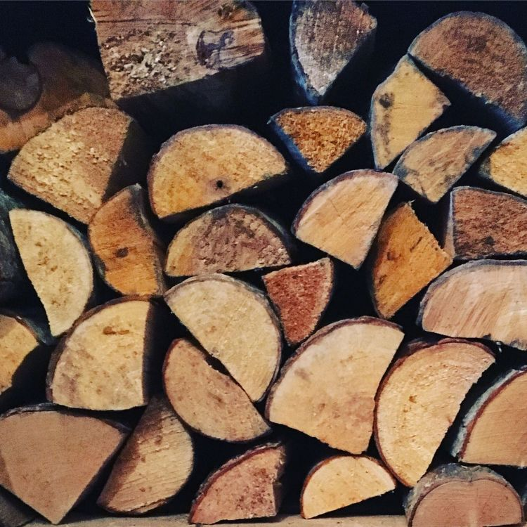 Wood Wood Stacks Fire Wood Ready For Winter Logs Pile Log