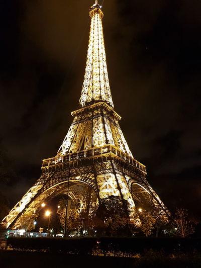 Torre Eiffel Paris, France  First Eyeem Photo