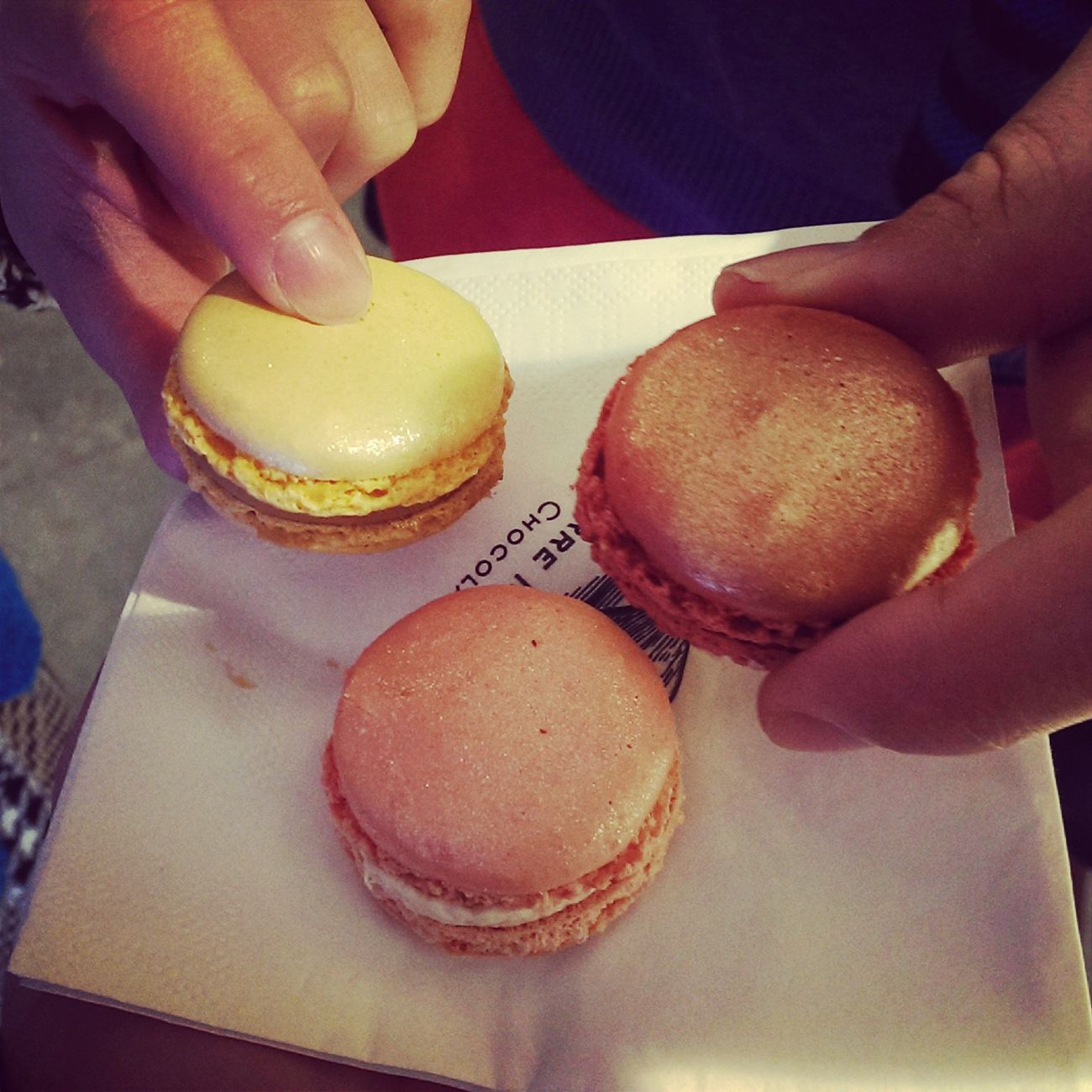 Macarons Yummy Sweets #food #love Ee_daily