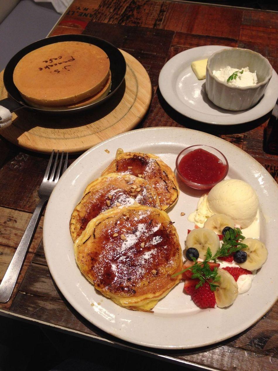 Pancakes Food Porn